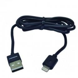 CABLE DURACELL USB-LIGHTNING APPLE IPHONE 5/5S/5C/IPOD NANO 7G/IPAD AIR /IPAD 4/IPAD MINI/IPAD TOUCH 5G