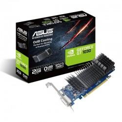 TARJETA GRÁFICA ASUS GEFORCE GT 1030 SL 2GB BRK - GPU 1506MHZ - OPENGL 4.5 - 2GB GDDR5 - PCI EXPRESS 3.0 - DVI-D - HDMI - HDC