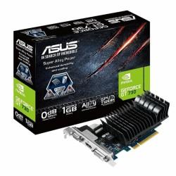 TARJETA GRÁFICA ASUS GEFORCE GT730 - CORE 902 MHZ - 2GB GDDR3 - PCI EXPRESS 2.0 - DVI-D - HDMI - VGA