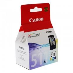 CARTUCHO DE TINTA COLOR CANON MP240/ MP260/MP480 (9ML)