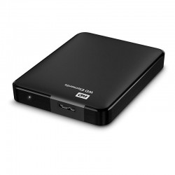 DISCO DURO EXTERNO WESTERN DIGITAL 3TB ELEMENTS PORTABLE - 2.5'/6.35CM - USB 3.0 - NEGRO