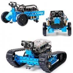 ROBOT EDUCATIVO MBOT RANGER SPC MAKEBLOCK - PERMITE CONSTRUIR 3 ROBOTS DIFERENTES - CONTROLADOR ARDUINO MEGA 2560 - BT