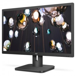 MONITOR LED MULTIMEDIA AOC 22E1D - 21.5'/54.6CM - 1920*1080 FULL HD - 16:9 - 250CD/M2 - 20M:1 - 2MS - HDMI - DVI - VGA - ALTA