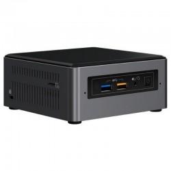 MINI PC INTEL NUC7I5BNH - INTEL I5-7260U 2.2GHZ - NO RAM - NO HDD - 4XUSB3.0 - HDMI - LAN - WIFI - BT4.0 - NO S.O. - PLATA/NE