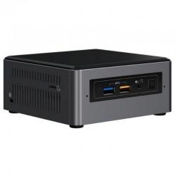MINI PC INTEL NUC7I3BNH - INTEL I3-7100U 2.4GHZ - NO RAM - NO HDD - 4XUSB3.0 TIPO-C - HDMI - LAN - WIFI - BT4.2 - NO S.O. - P