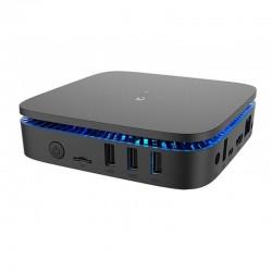 MINI PC BILLOW XMINI - INTEL J3355 2.0GHZ - 4GB - 64GB - 2XUSB3.0 - 2XUSB2.0 - HDMI - LAN - WIFI - BT4.0 - NO S.O. - NEGRO