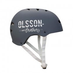CASCO OLSSON PARA ADULTO - ANTRACITA - TALLA M/L
