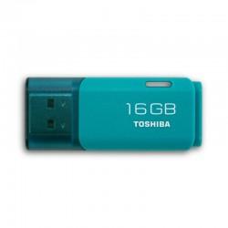 PENDRIVE TOSHIBA U202 - 16GB - USB 2.0 - AQUA - THN-U202L0160E4