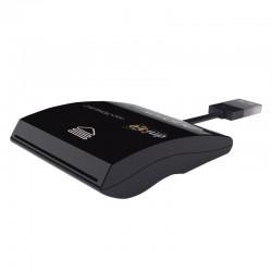 LECTOR DNI /TARJETAS INTELIGENTES APPROX - EXTERNO - NEGRO - USB 2.0
