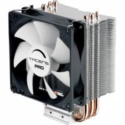 DISIPADOR TACENS GELUS LITE III PLUS - VENTILADOR AURA PRO 9CM - SOCKET INTEL/AMD SEGÚN ESPECIFICACIONES