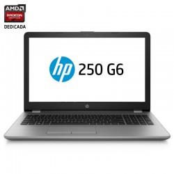 PORTÁTIL HP 250 G6 2LB38ES - I5-7200U 2.50 GHZ - 8GB - 1TB - RAD 520 2GB - 15.6'/39.6CM - FreeDOS 2.0 - PLATA