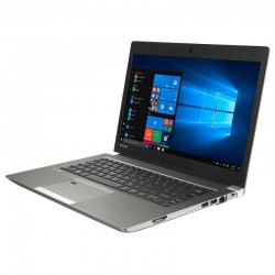 PORTÁTIL TOSHIBA PORTEGE Z30-E-12M - I5-8250U 1.6GHZ - 8GB - 256GB SSD - 13.3'/33.7CM LED FHD - HDMI - WIFI AC/AGN - BT - W10