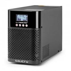 SAI SALICRU SLC-1000-TWIN PRO2 - 1000VA/900V - ON-LINE DOBLE CONVERSIÓN - SALIDAS 3*SCHUKO - BATERÍA SIN MANTENIMIENTO
