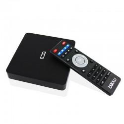 ANDROID TV BILLOW MD07TV - 4K - QC 1.5GHZ - 1GB DDR3 - 8GB - ANDROID 4.4 - WIFI - HDMI - USB - RANURA MICROSD - SALIDA OPTICA
