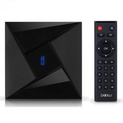 ANDROID TV BILLOW MD10PRO - 4K - OC 2GHZ - 3GB DDR3 - 32GB - ANDROID 7.1.2 - WIFI - BT4.1 - LAN - HDMI - 2XUSB - RANURA MICRO