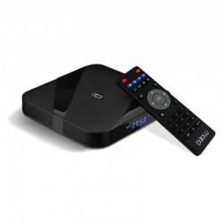 ANDROID TV BILLOW MD09TV - 4K - QC 1.5GHZ - 2GB DDR3 - 16GB - ANDROID 7.1 - WIFI - BT4.1 - HDMI - 2XUSB - RANURA MICROSD - SA