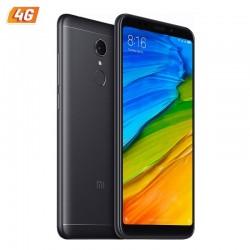 SMARTPHONE MÓVIL XIAOMI REDMI 5 BLACK - 5.7'/14.4CM - 16GB - OC 1.8GHZ - 2GB RAM - CAM 12/5MP - 4G - DUAL SIM - BAT 3300MAH -