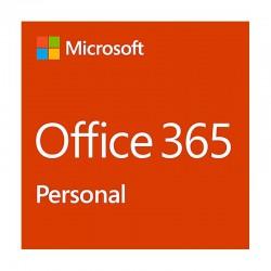 MICROSOFT OFFICE 365 PERSONAL SUSCRIPCIÓN - WORD - EXCEL - POWERPOINT - ONENOTE - OUTLOOK - 1 USUARIO/1 AÑO - 1PC/MAC + 1 TAB