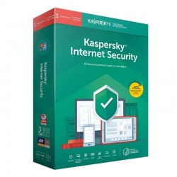 ANTIVIRUS KASPERSKY INTERNET SECURITY 2019 - 1 LICENCIA / 1 AÑO - NO CD - PROTECCIÓN EFICAZ - PAGO SEGURO - PARA PC/MAC/MOVIL