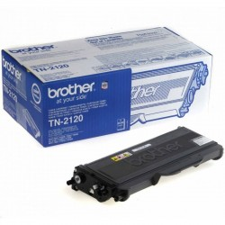 TONER BROTHER TN-2120 2500 PÁGINAS NEGRO