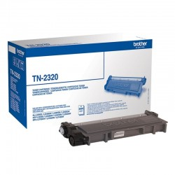 TONER BROTHER TN-2320 2600 PÁGINAS NEGRO
