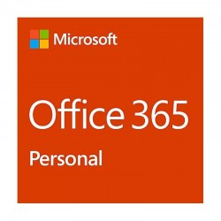 MICROSOFT OFFICE 365 PERSONAL - WORD - EXCEL - POWERPOINT - ONENOTE - OUTLOOK - PUBLISHER - ACCESS - 1 USUARIO/1 AÑO - MULTID