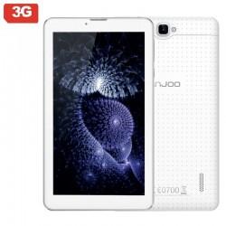 TABLET CON 3G INNJOO F5 WHITE - QC 1.3GHZ - 1GB RAM - 8GB - 7'/17.78CM 1024X600 IPS - ANDROID 5.1 - 0.3/2MPX - DUAL SIM - BAT