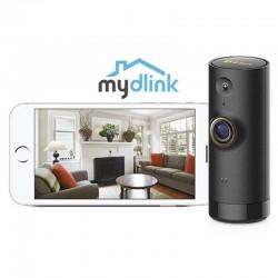 MINI CÁMARA VIGILANCIA HD D-LINK DCS-P6000LH - 802.11G/N - VÍDEO HD 720P - VISIÓN NOCTURNA - DETECCIÓN MOVIMIENTO - ACCESO RE